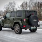 Jeep Wrangler 19 150x150 Test: Wrangler i nie chodzi o jeansy