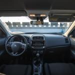 Mitsubishi Asx 10 150x150 Test: Mitsubishi ASX   współczesny Shuriken