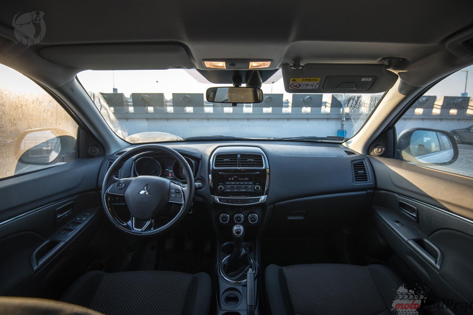 Mitsubishi Asx 10 Test: Mitsubishi ASX   współczesny Shuriken