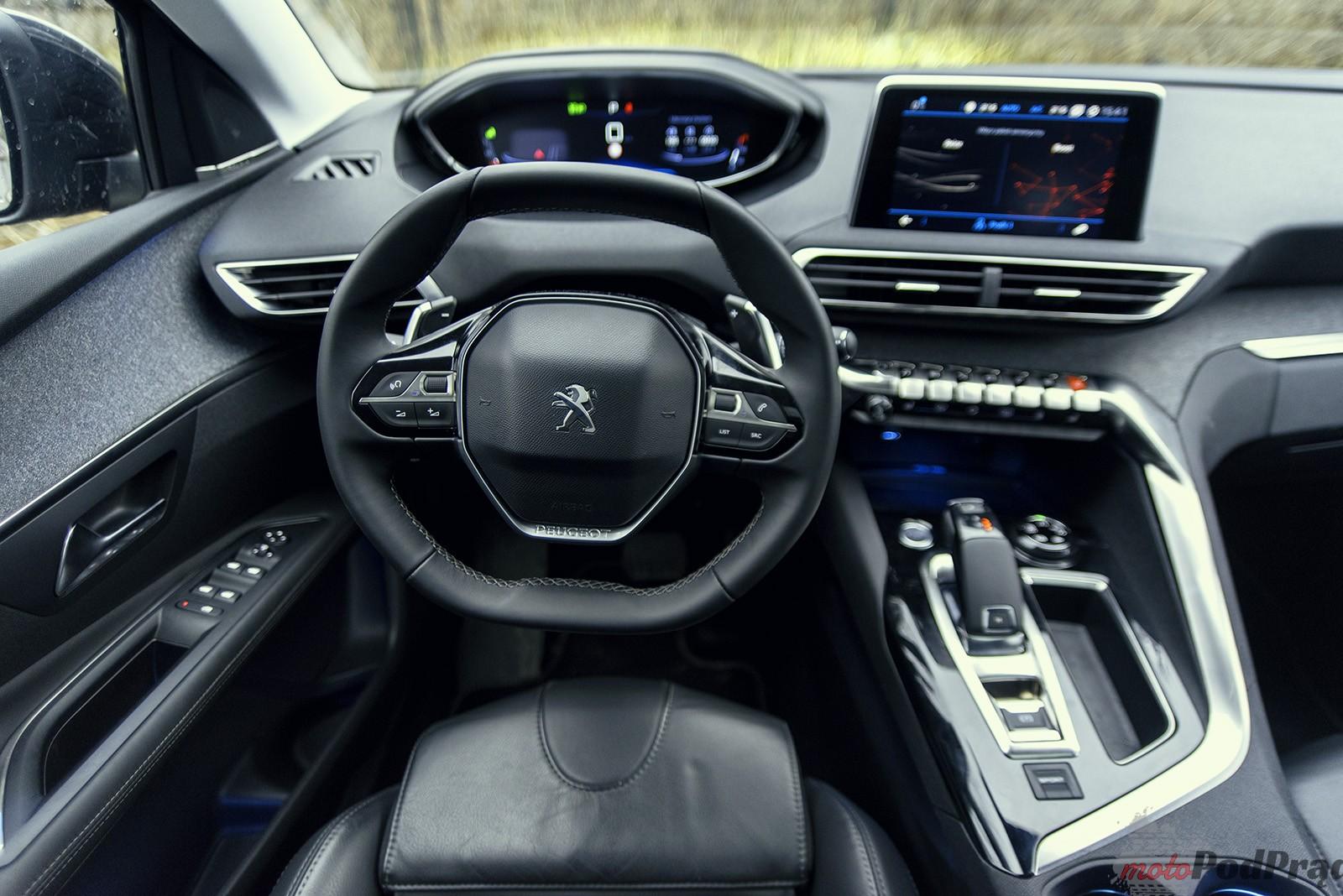 Peugeot 3008 22 Test: Peugeot 3008 1.6 THP   wirtualny lew