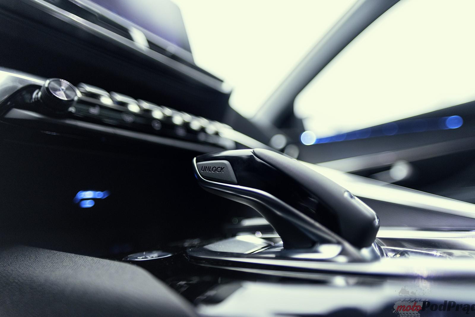 Peugeot 3008 37 Test: Peugeot 3008 1.6 THP   wirtualny lew