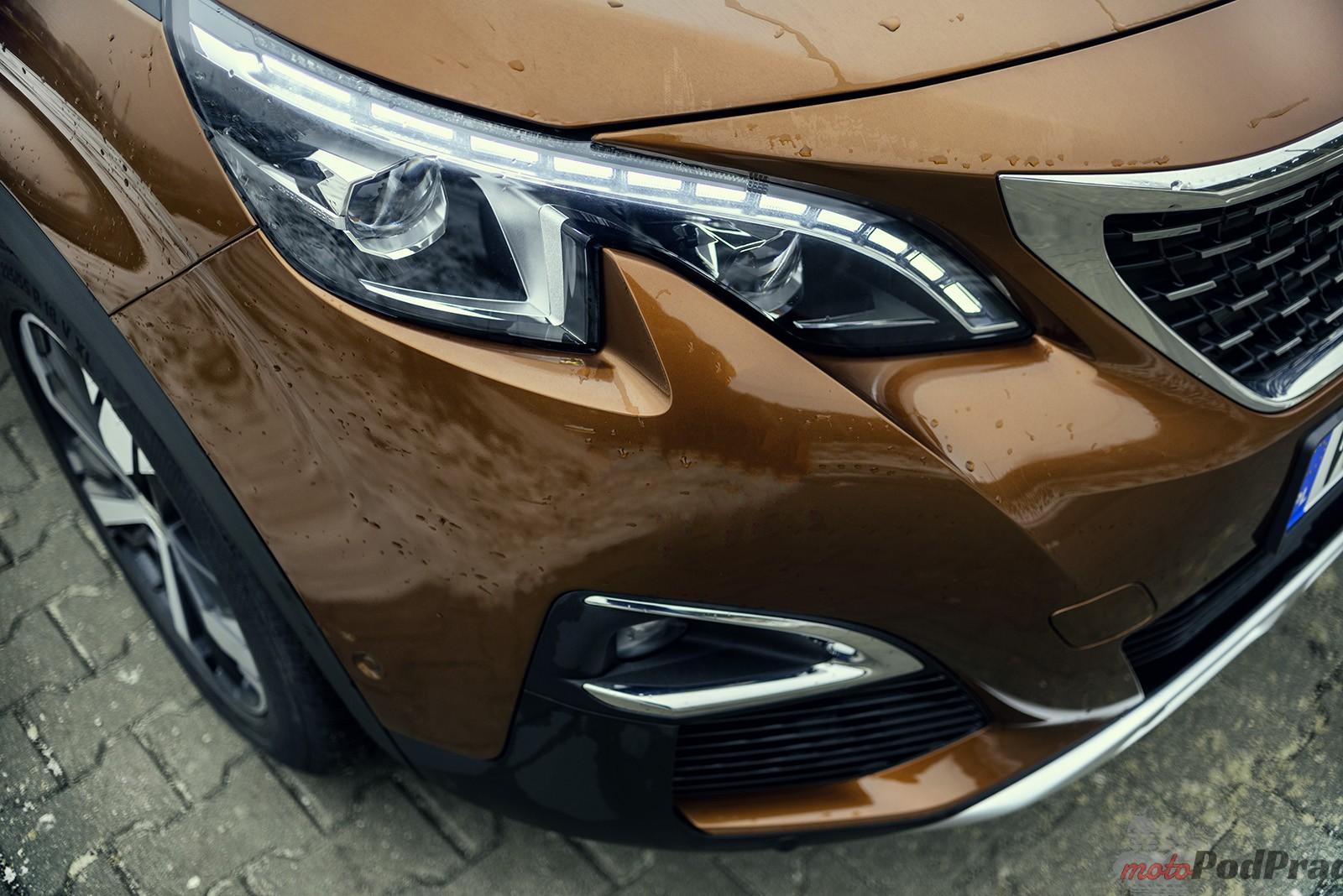 Peugeot 3008 8 Test: Peugeot 3008 1.6 THP   wirtualny lew