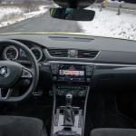 Superb 15 150x150 Test: Škoda Superb 2.0 TSI 280KM Sport Line   turbo pocisk łamiący schematy