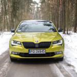Superb 55 150x150 Test: Škoda Superb 2.0 TSI 280KM Sport Line   turbo pocisk łamiący schematy