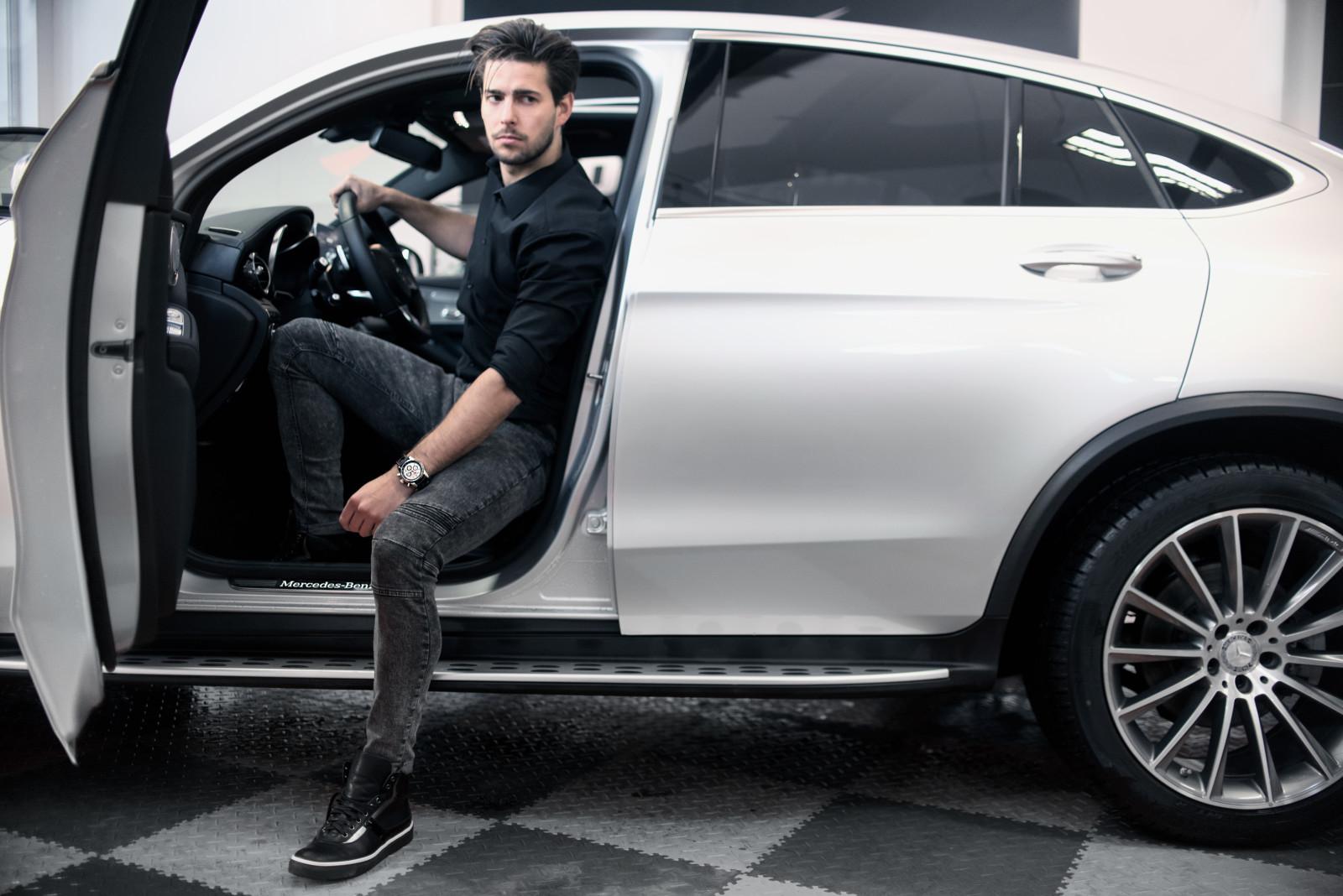 Szybkie i piękne GLC coupe 3 e1487768652155 Szybkie i piękne: Mercedes GLC Coupe