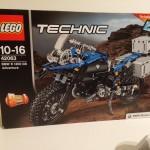 bmw technic 150x150 LEGO Technic BMW R 1200 GS   być dzieckiem znów