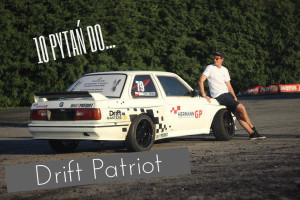drift patriot