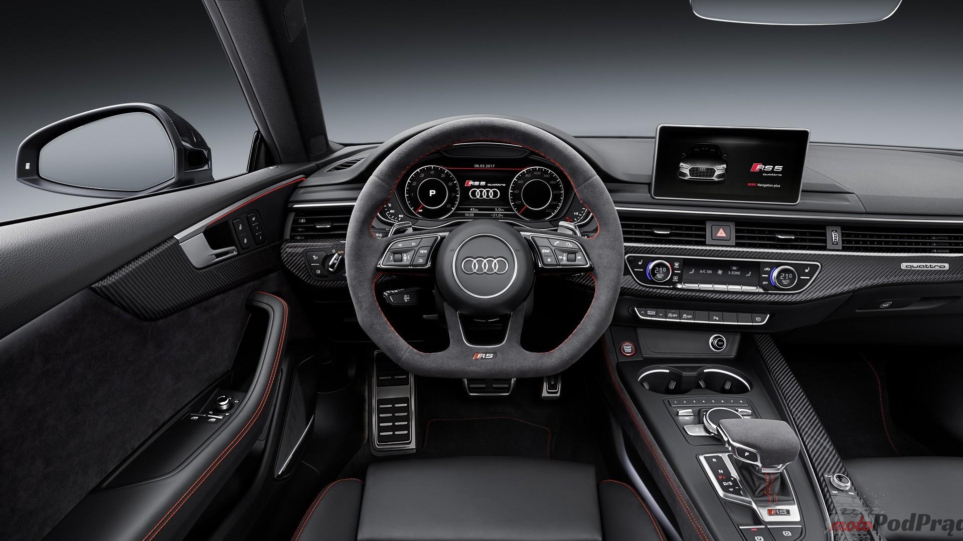 2018 audi rs5 coupe 1 Odszedł król, niech żyje król   Audi RS5 Coupe