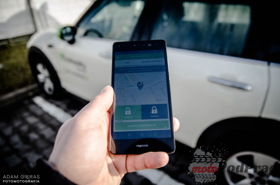 4mob 3 4Mobility Car Sharing   wypożycz, pojedź, zostaw, nie przejmuj się niczym