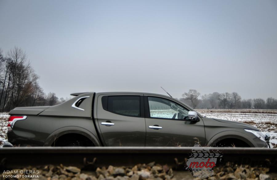 DSC 0009 Test: Mitsubishi L200 Premiere Edition   ten typ tak ma!