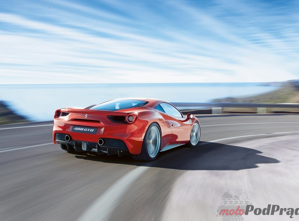 Ferrari 488 GTB 2016 1024 15 Ile Porsche zarabia na pojedynczym samochodzie?