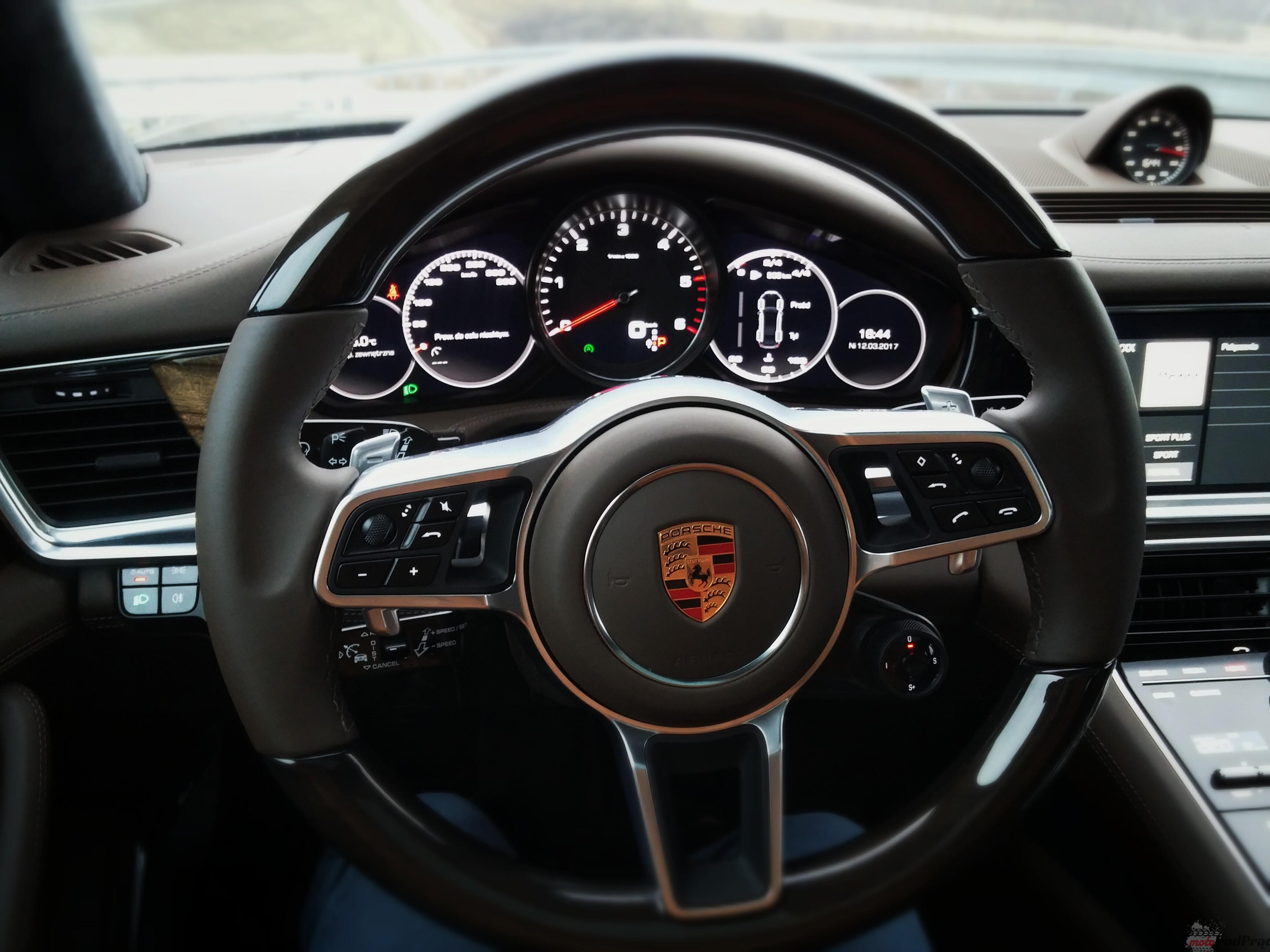 Porsche Panamera 4S Diesel 4 5 minut z   Porsche Panamera 4S Diesel