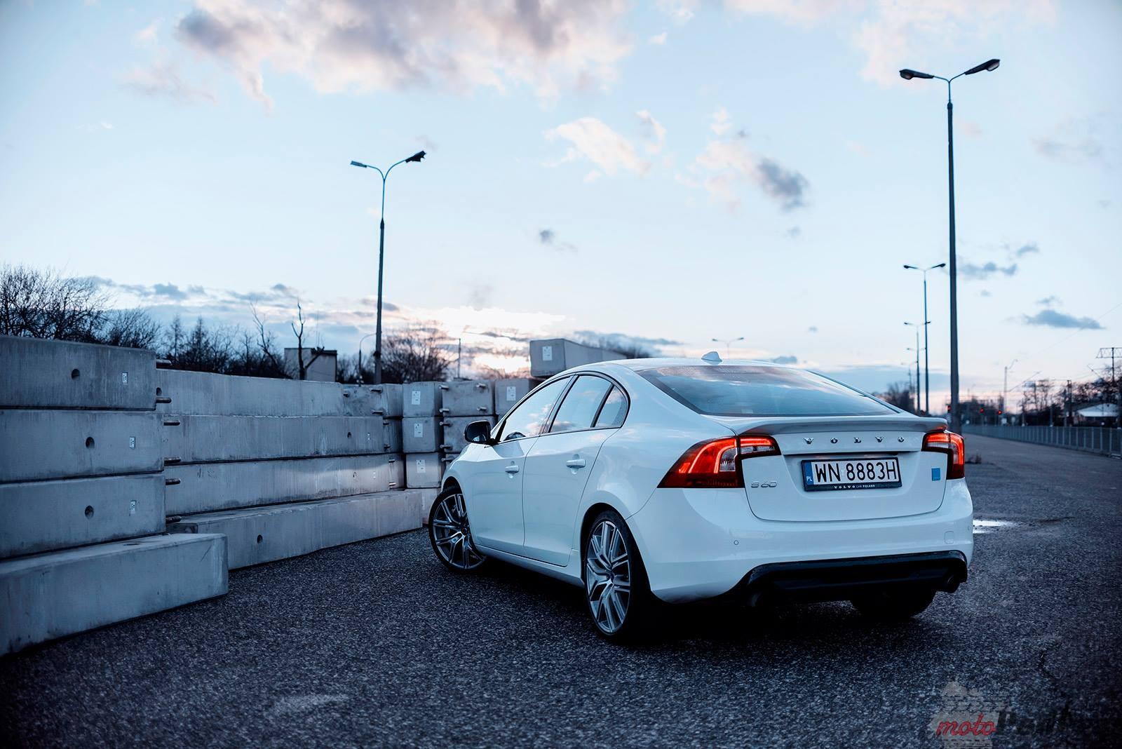 Volvo S60 Polestar 12 Test: Volvo S60 Polestar   powiało chłodem