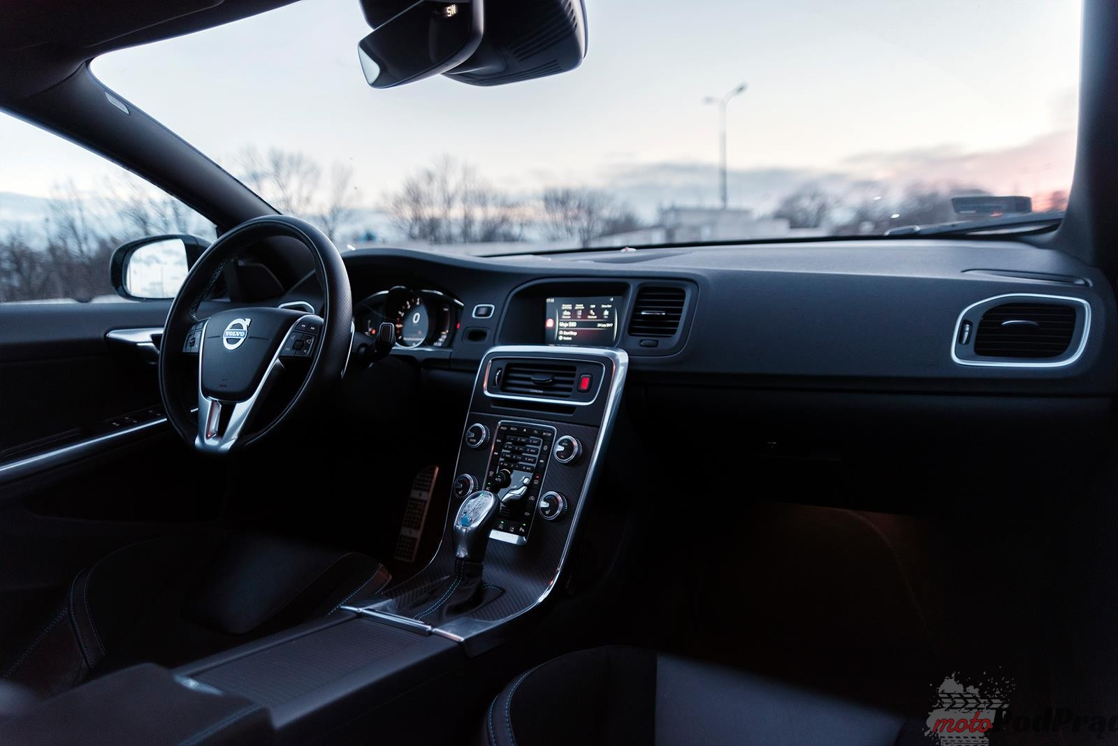 Volvo S60 Polestar 20 Test: Volvo S60 Polestar   powiało chłodem