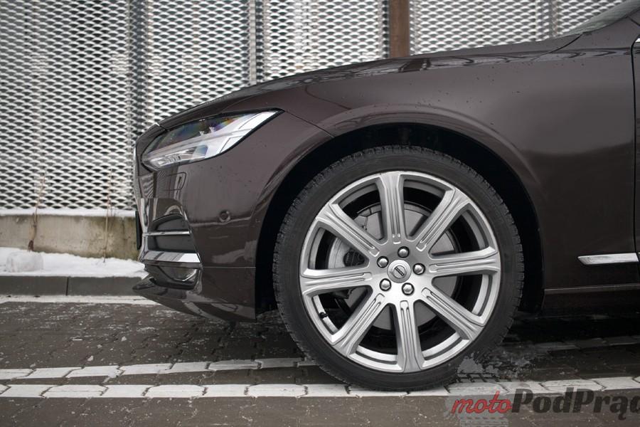 Volvo V90 5 Test: Volvo V90 T6 AWD Inscritpion – być jak gwiazda rocka