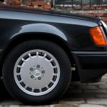 W124 10 150x150 Używane: 1988 Mercedes Benz W124   nie do zajechania