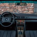 W124 14 150x150 Używane: 1988 Mercedes Benz W124   nie do zajechania