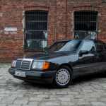 W124 2 150x150 Używane: 1988 Mercedes Benz W124   nie do zajechania