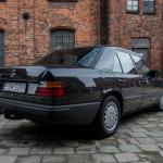 W124 3 150x150 Używane: 1988 Mercedes Benz W124   nie do zajechania