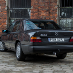 W124 5 150x150 Używane: 1988 Mercedes Benz W124   nie do zajechania