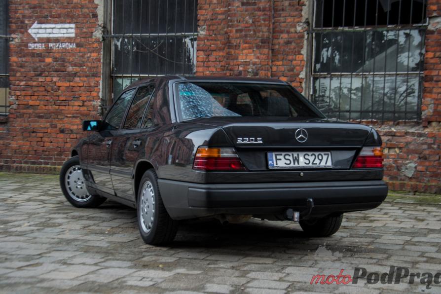 W124 5 Używane: 1988 Mercedes Benz W124   nie do zajechania