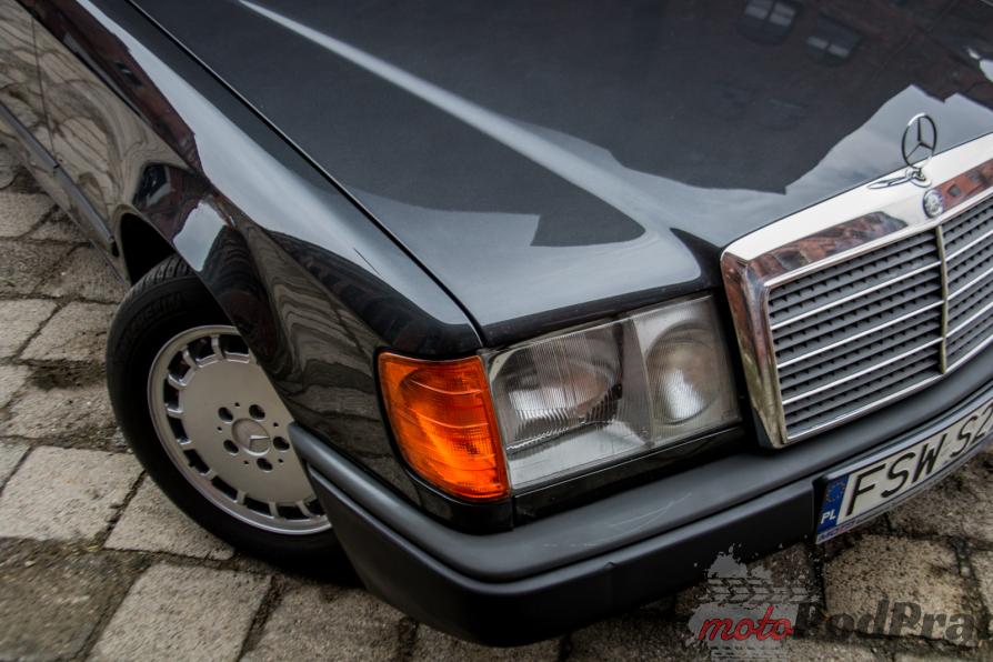 W124 7 Używane: 1988 Mercedes Benz W124   nie do zajechania