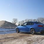 bmw 3 tył 150x150 Test: BMW 330xi. Nie z wieszaka.