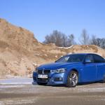 bmw 330 bok 150x150 Test: BMW 330xi. Nie z wieszaka.