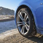 bmw 330 felga 150x150 Test: BMW 330xi. Nie z wieszaka.