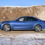 bmw 330 profil 150x150 Test: BMW 330xi. Nie z wieszaka.