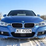 grill bmw 330 150x150 Test: BMW 330xi. Nie z wieszaka.