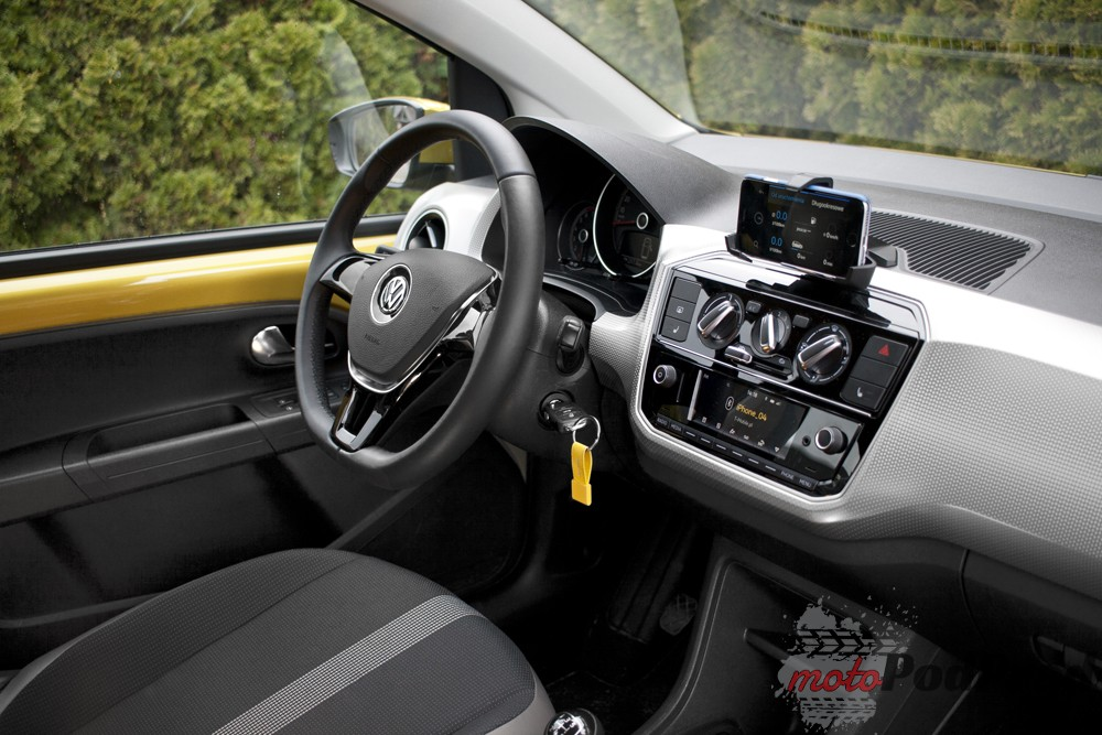 12 Test: Volkswagen Up! 1.0 MPI 75 KM. Złoto dla zuchwałych?