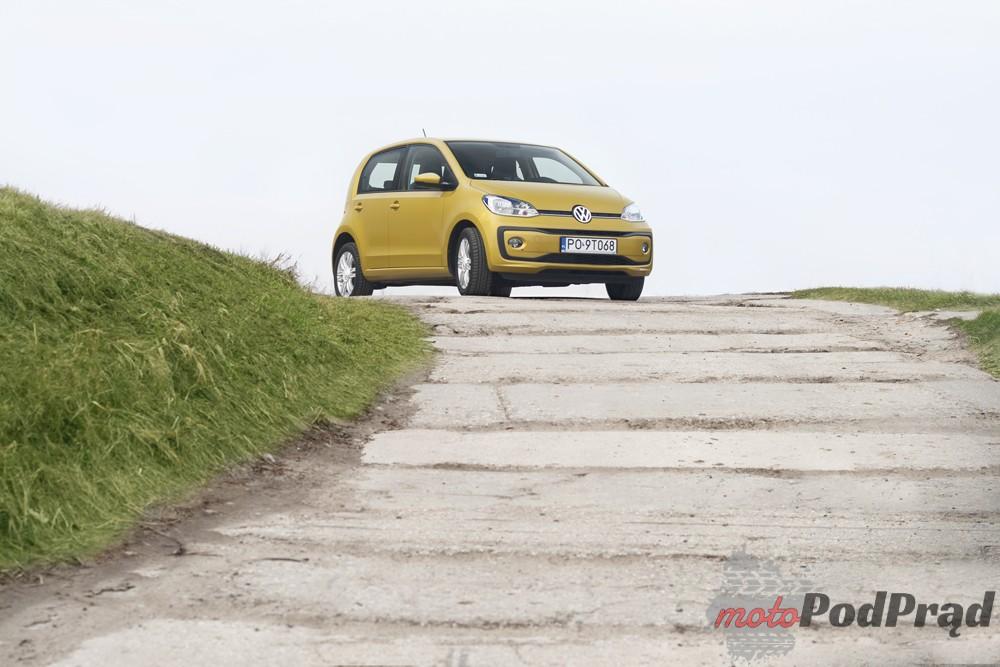 6 Test: Volkswagen Up! 1.0 MPI 75 KM. Złoto dla zuchwałych?
