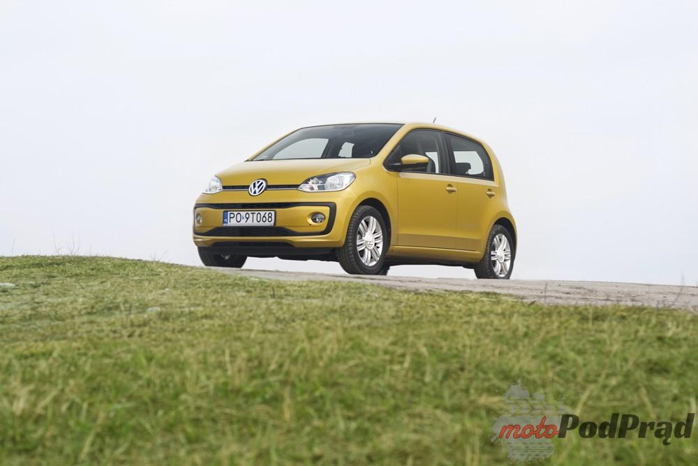 7 Test: Volkswagen Up! 1.0 MPI 75 KM. Złoto dla zuchwałych?