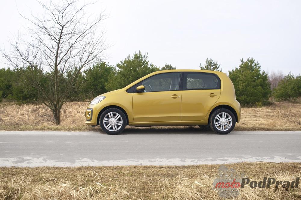 8 Test: Volkswagen Up! 1.0 MPI 75 KM. Złoto dla zuchwałych?