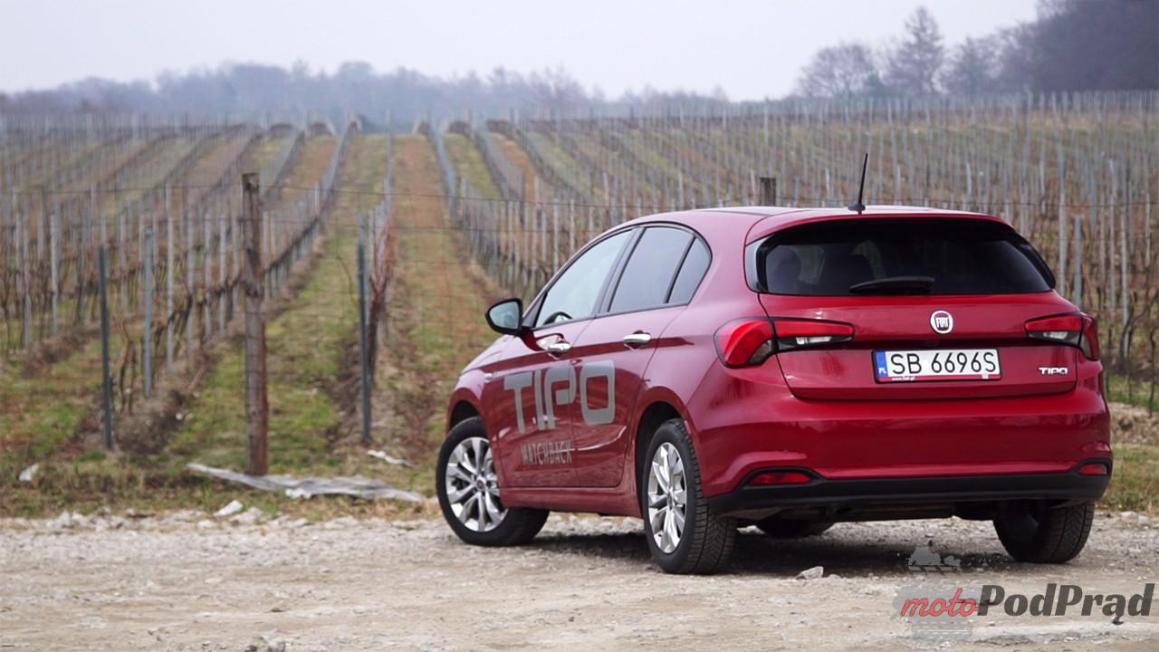 Fiat Tipo 16 Test: Fiat Tipo Hatchback   powrót do korzeni