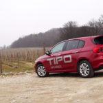 Fiat Tipo 17 150x150 Test: Fiat Tipo Hatchback   powrót do korzeni