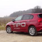 Fiat Tipo 4 150x150 Test: Fiat Tipo Hatchback   powrót do korzeni