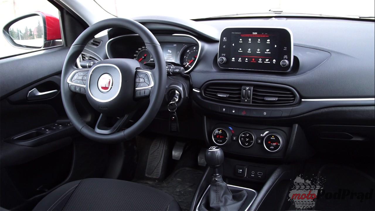 Fiat Tipo 8 Test: Fiat Tipo Hatchback   powrót do korzeni