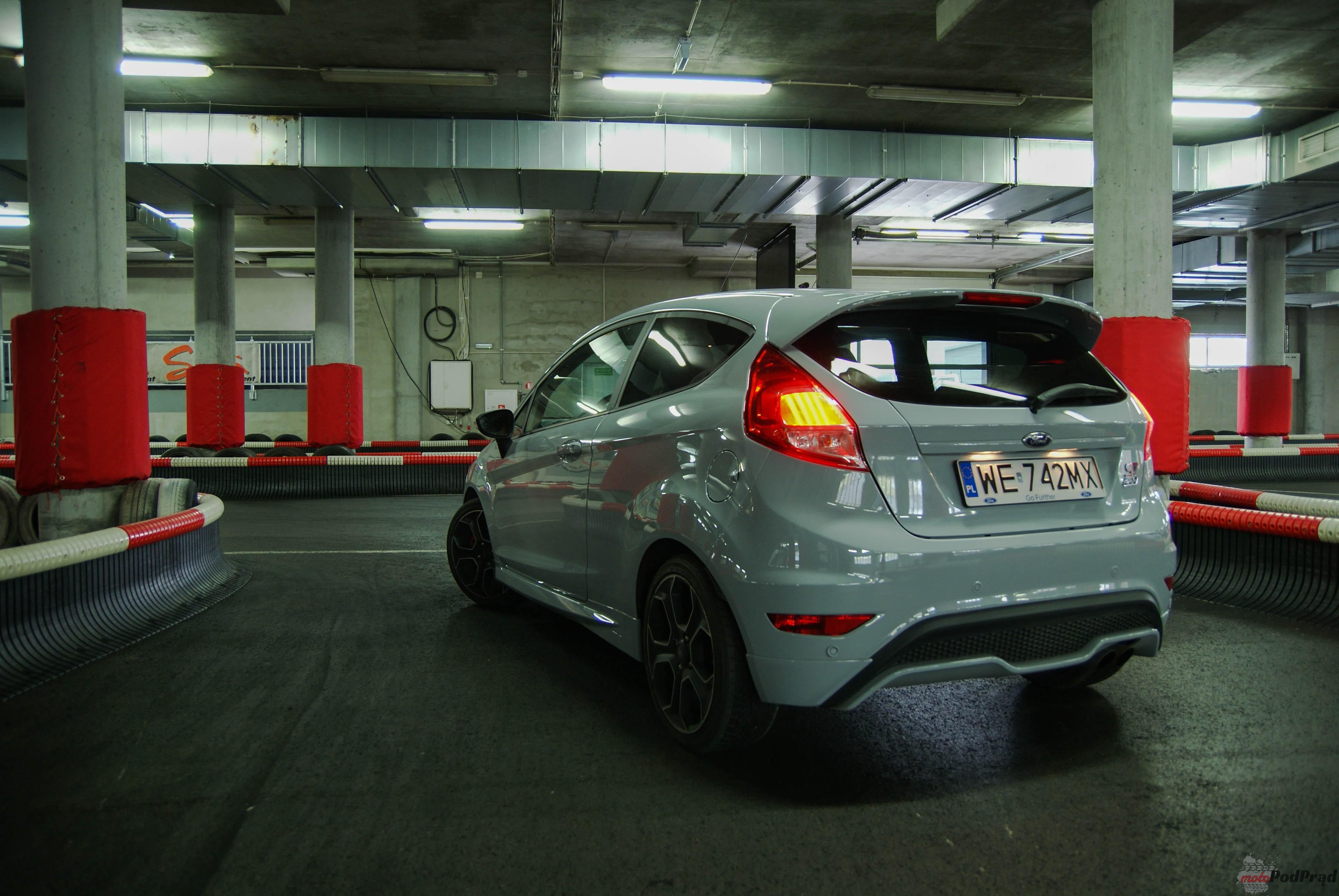Ford Fiesta st200 11 Test: Ford Fiesta ST200   jeszcze lepsza!