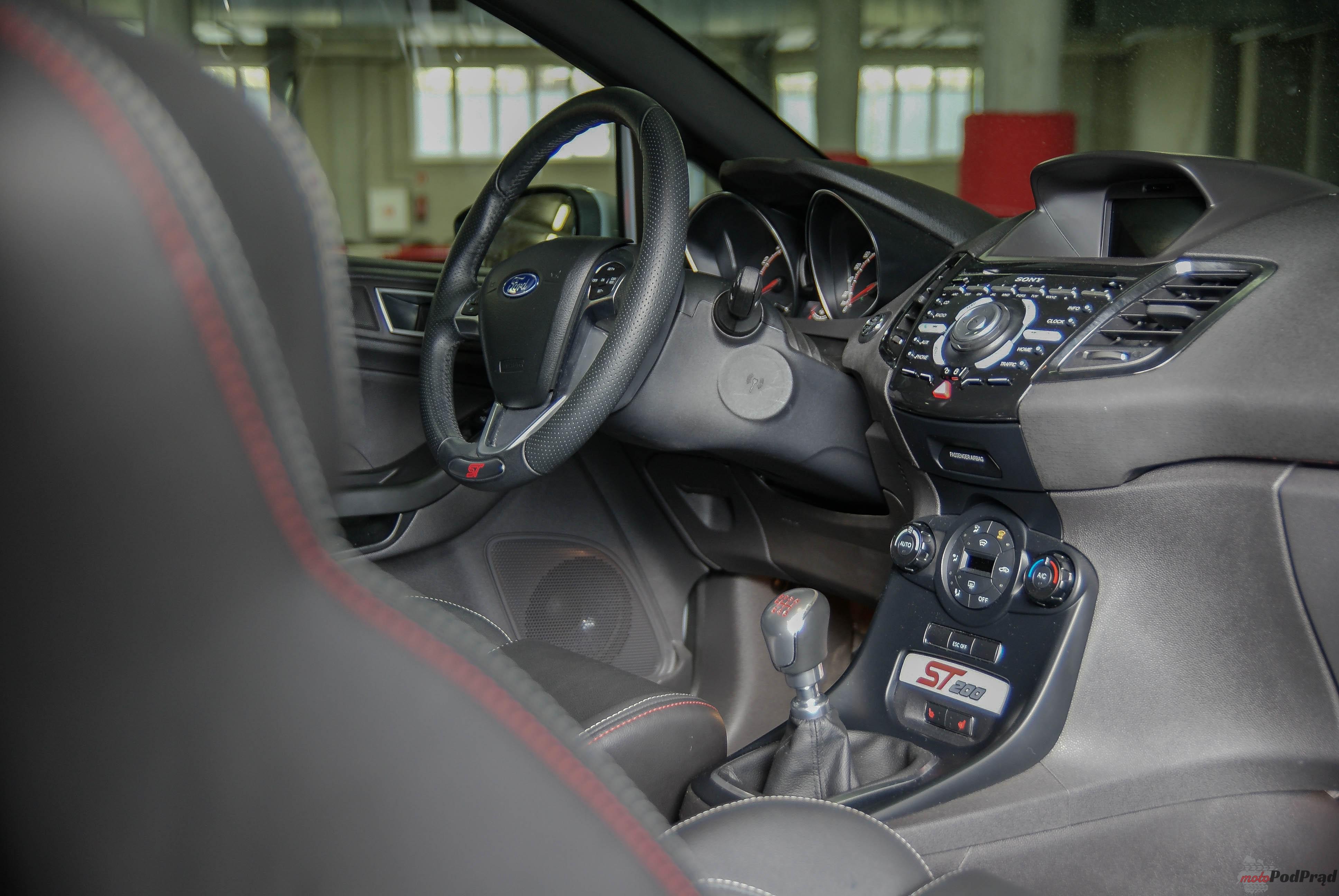 Ford Fiesta st200 19 Test: Ford Fiesta ST200   jeszcze lepsza!