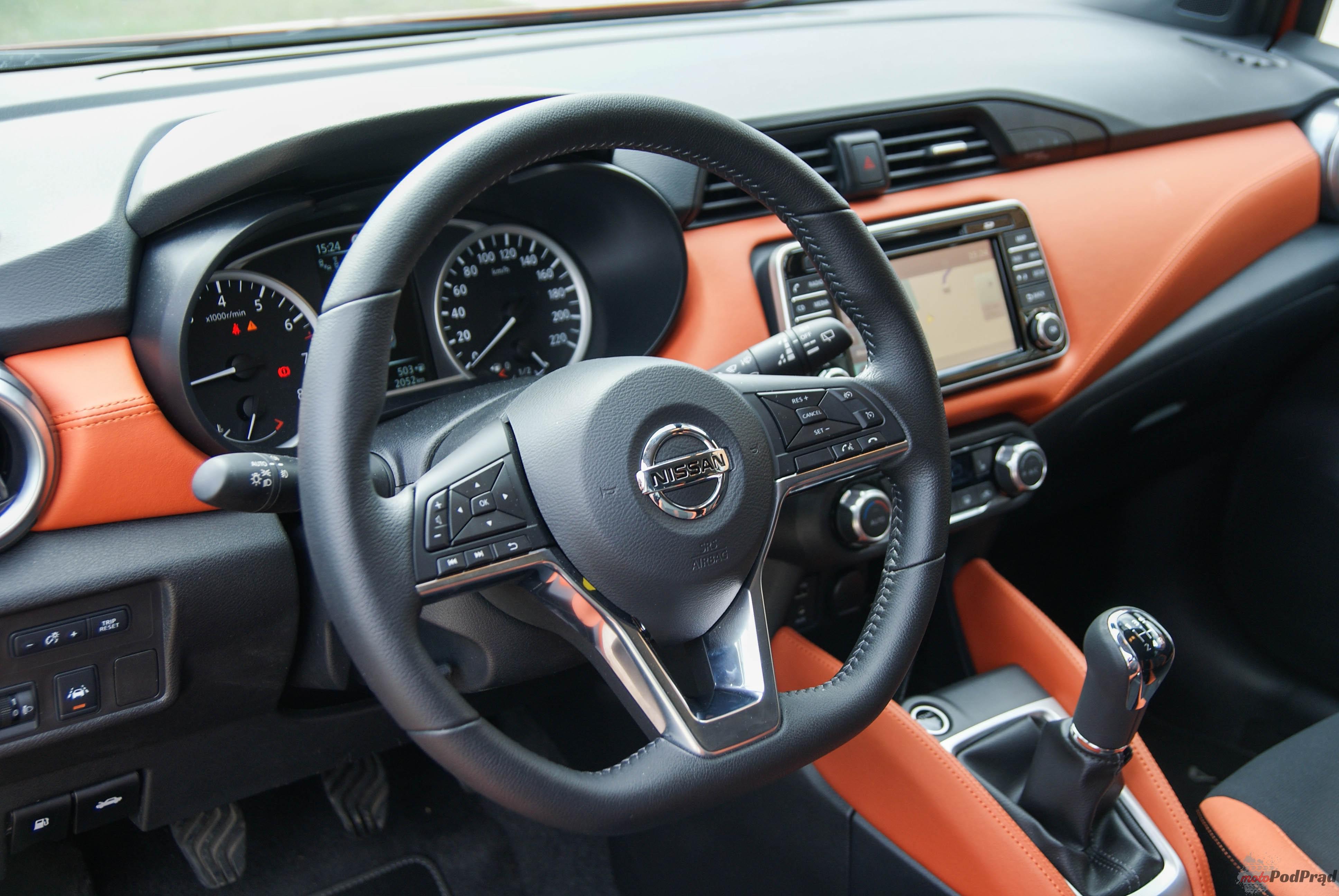 Prezentacja Nissan Micra 11 Sprawdzamy nowego Nissana Micre   stylowy mieszczuch