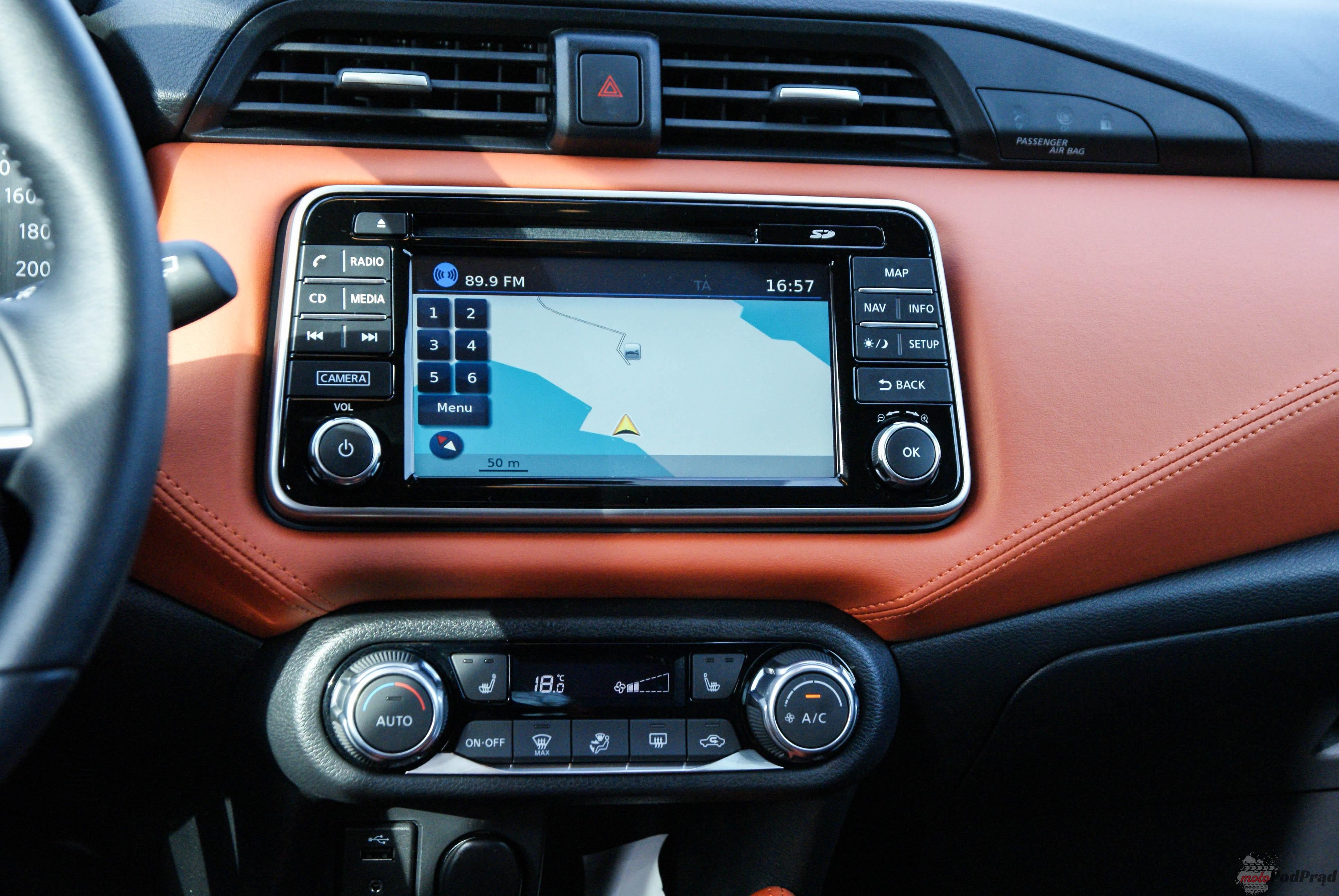 Prezentacja Nissan Micra 20 Sprawdzamy nowego Nissana Micre   stylowy mieszczuch