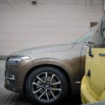 Volvo XC90 D5 14 150x150 Test: Volvo XC90 D5 Inscription   gdyby Ikea robiła meble z drewna tekowego...
