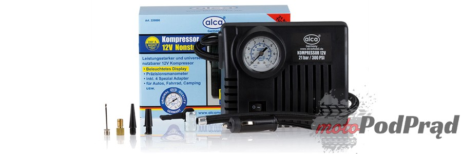 aa220 Kompresory samochodowe   jak wybrać?