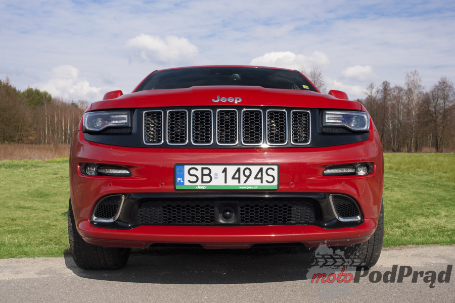 6 Test: Jeep Grand Cherokee SRT. Po męsku.