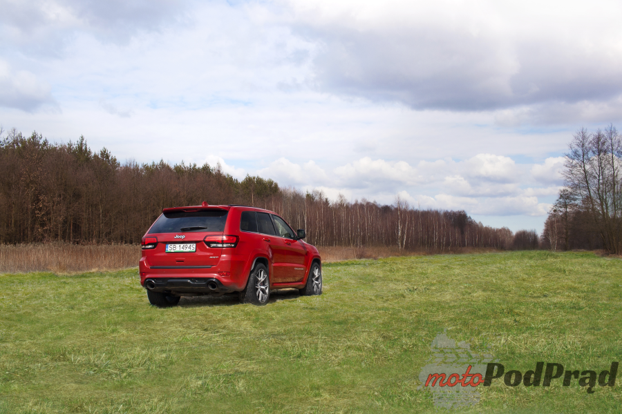 7 Test: Jeep Grand Cherokee SRT. Po męsku.