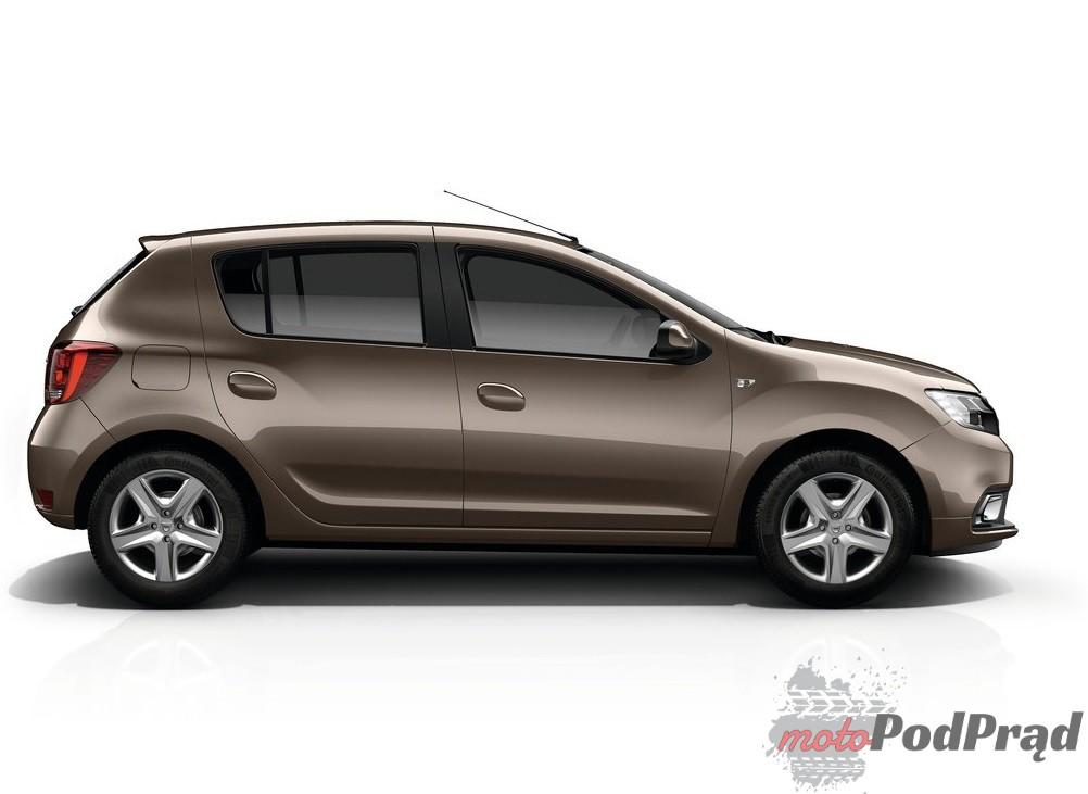 Dacia Sandero 2017 1024 02 Top 10: najtańsze nowe samochody osobowe w Polsce