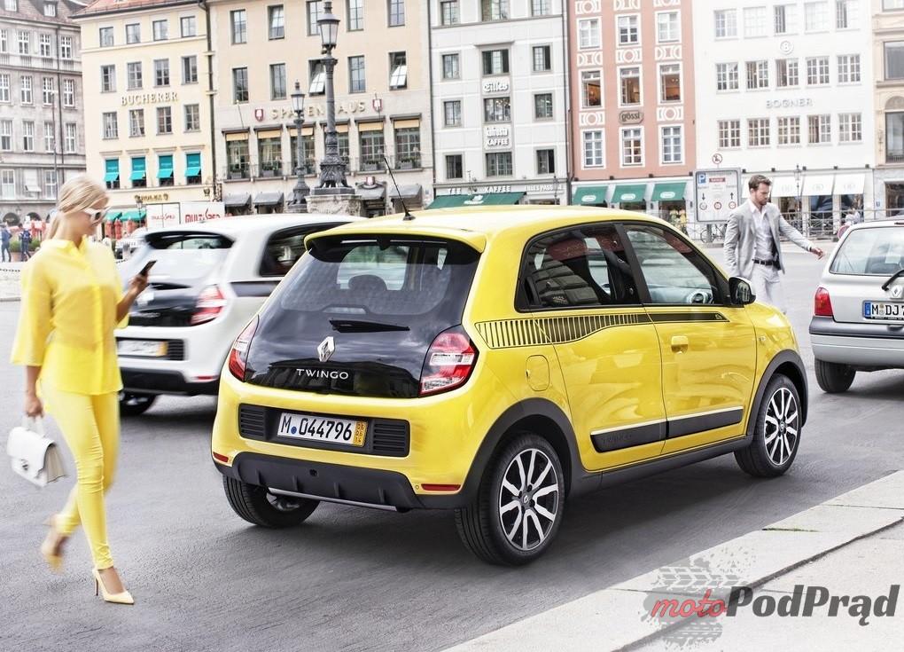 Renault Twingo 2015 1024 21 Top 10: najtańsze nowe samochody osobowe w Polsce