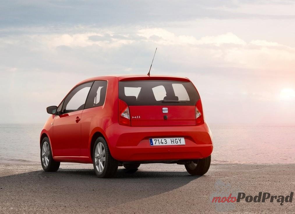 Seat Mii 2013 1024 22 Top 10: najtańsze nowe samochody osobowe w Polsce